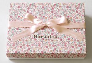 haruulalaの出産祝い用ギフトボックス